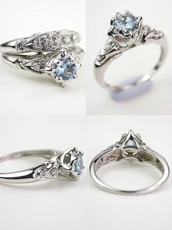 beautiful antique style engagement rings design - Antique Style Wedding Rings