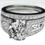 matching celtic engagement rings exclusive