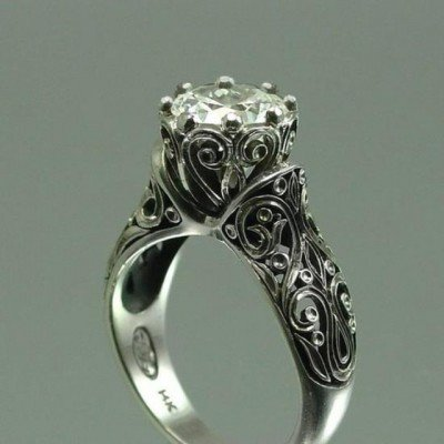 engagement rings for and