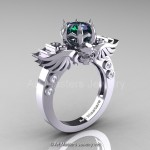 art alexandrite engagement ring masters