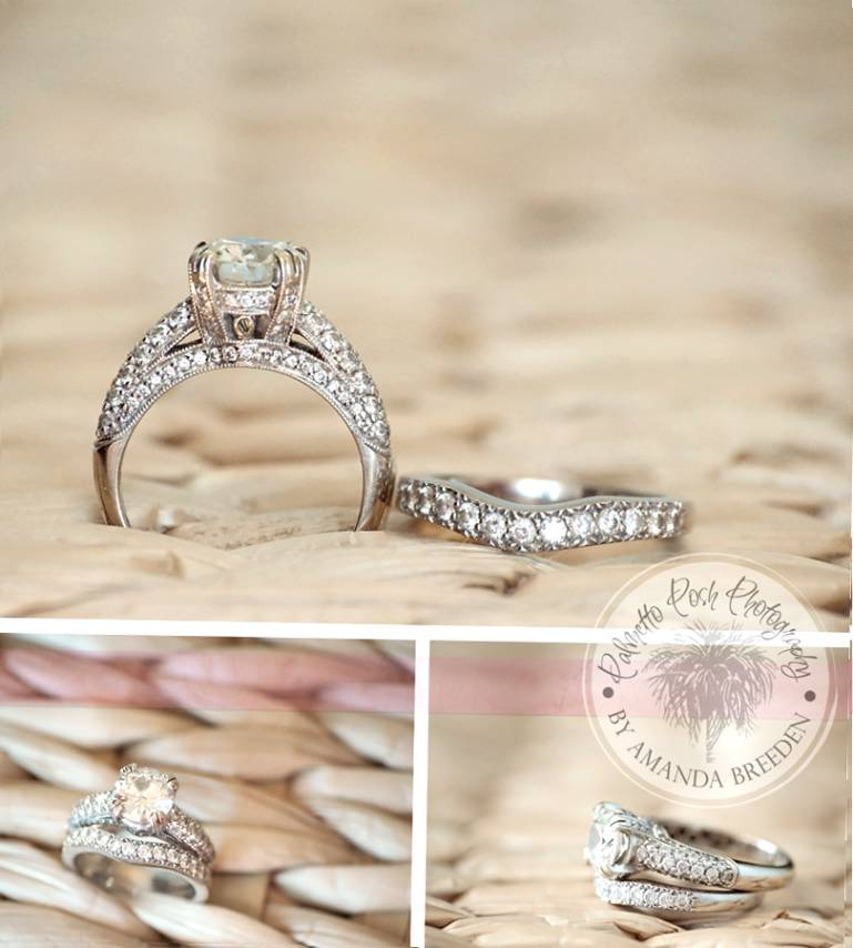 Channel Engagement Rings Houston Setting
