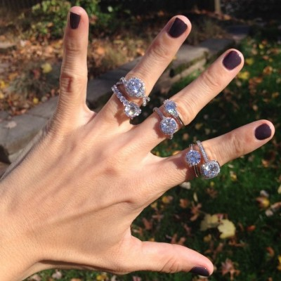 Collection Ashlee Simpson Engagement Ring New