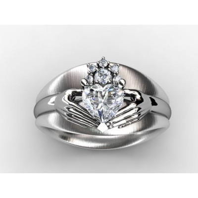 Custome Irish Engagement Rings Cut