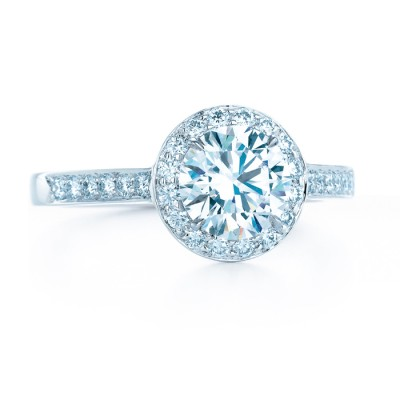Dazzling Engagement Rings Tiffany Design