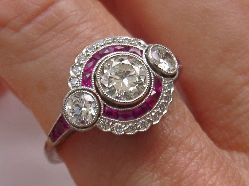 eBay Engagement Rings Uk: estate ebay engagement rings art