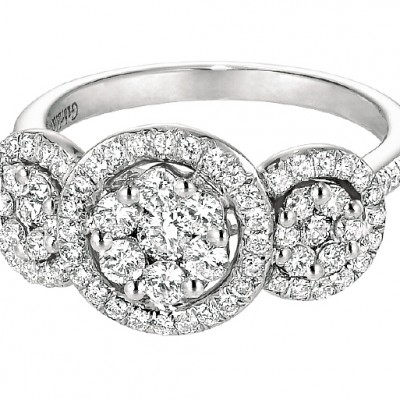 Glamor Types Of Engagement Rings Effect