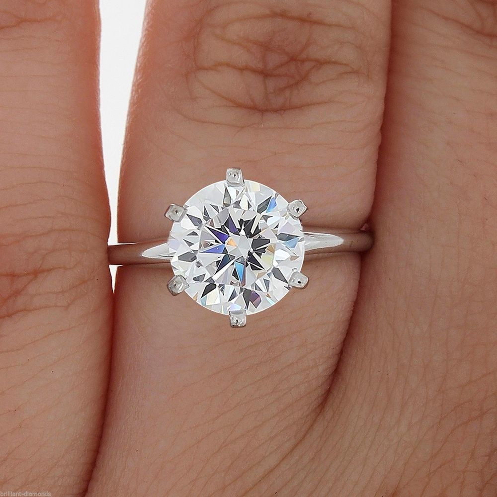eBay Engagement Rings Uk: gold ebay engagement rings solitaire