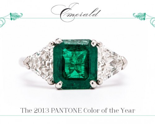 Good Emerald Engagement Ring Style