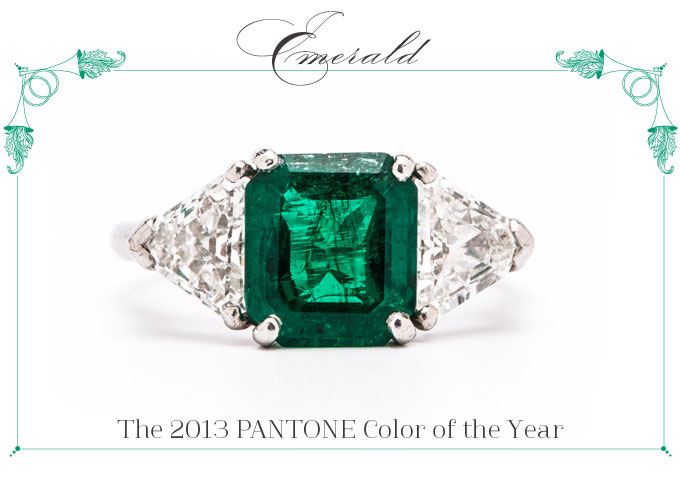 Emerald Engagement Rings Vintage: good-emerald-engagement-ring-style