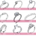 guide types of engagement rings buy