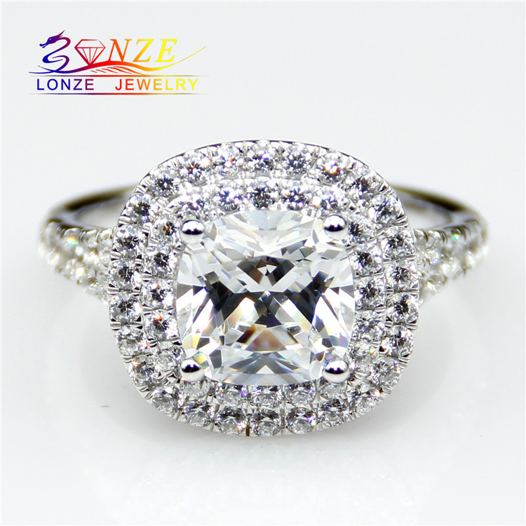 Lab Created Diamond Engagement Rings Sale: halo lab created diamond engagement rings cut