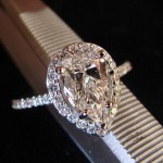 jaymark pear engagement rings golden