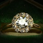 light victorian engagement rings effect