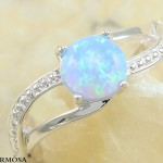 mix moonstone engagement rings stone