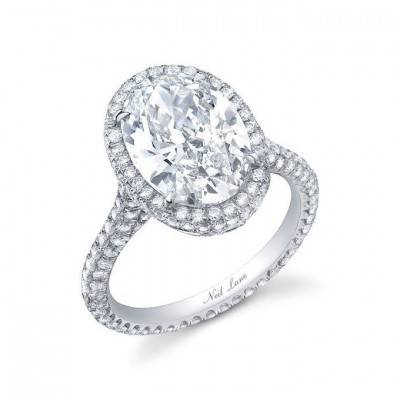 Neil Oval Cut Engagement Rings Lane
