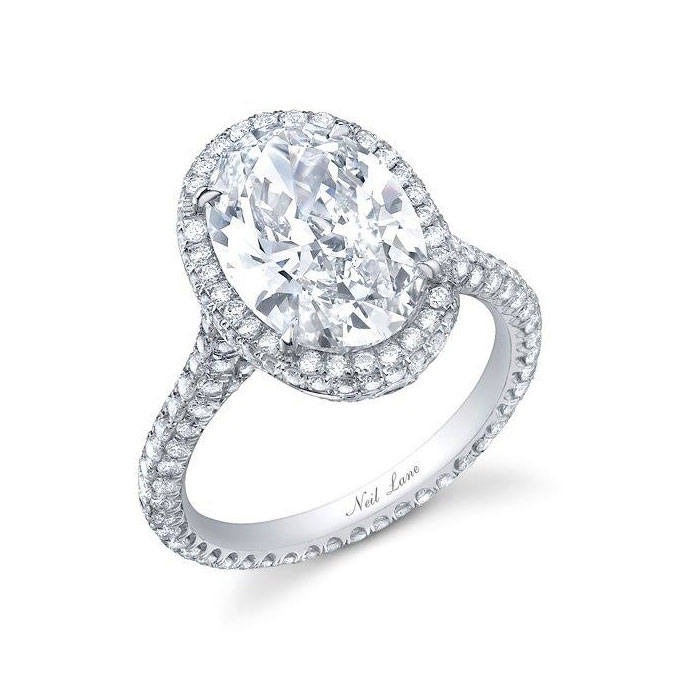 Oval Cut  Engagement Rings for Sale: neil oval cut engagement rings lane