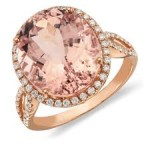 peach jcpenney engagement rings color