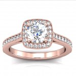 peach jcpenney engagement rings gold