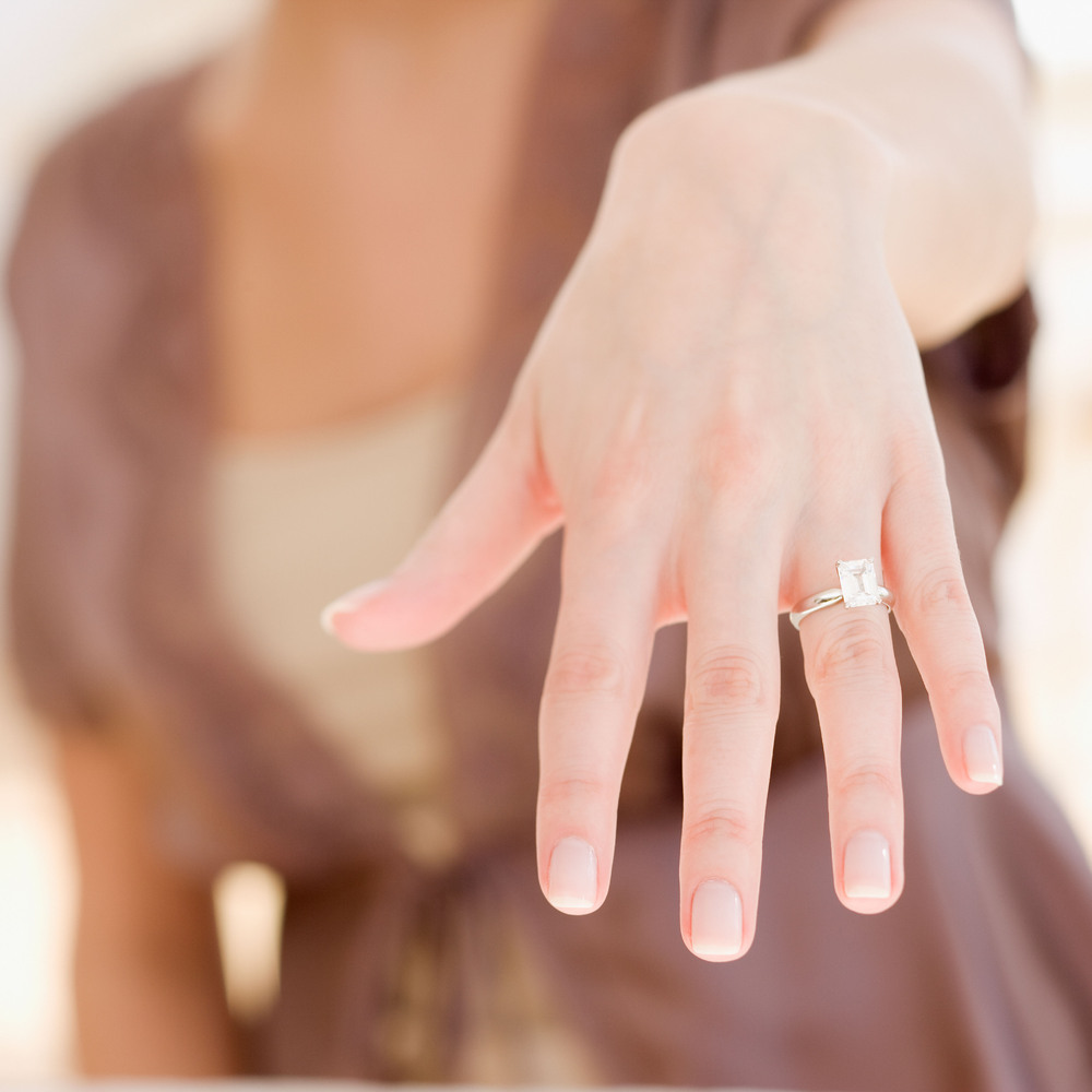 Average  Engagement Ring Cost 2014: pretty average engagement ring cost design