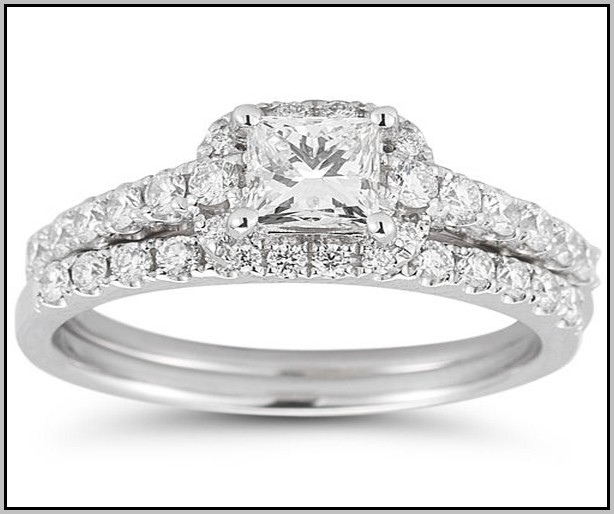 Engagement Rings Costco Review: princess engagement rings costco cut