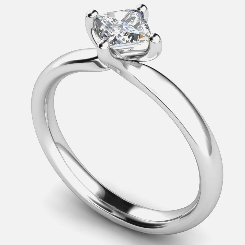 Jcpenney Engagement Rings Reviews: princess jcpenney engagement rings-cut