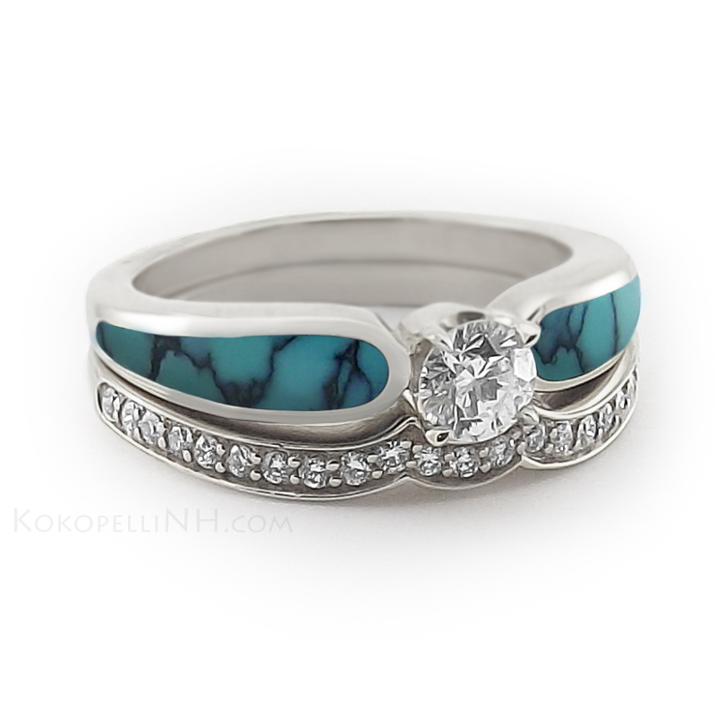 Turquoise Engagement Rings UK: radiance turquoise engagement rings sky
