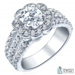 rose average engagement ring cost style