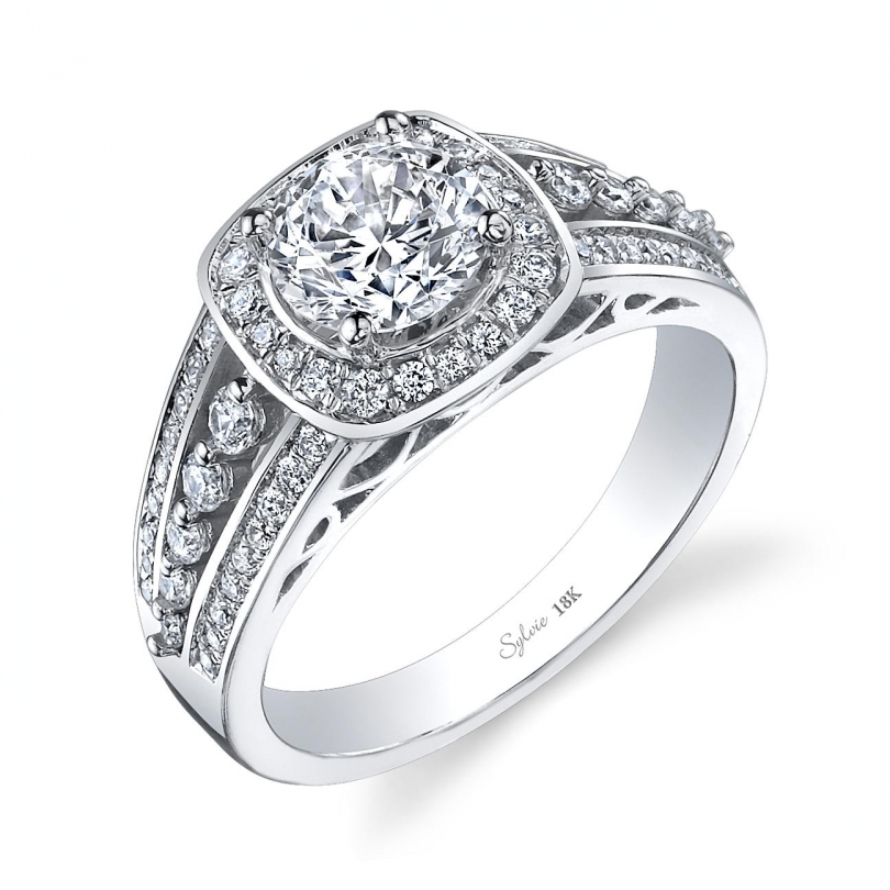 Engagement Rings Chicago Cheap: round engagement rings chicago decorate