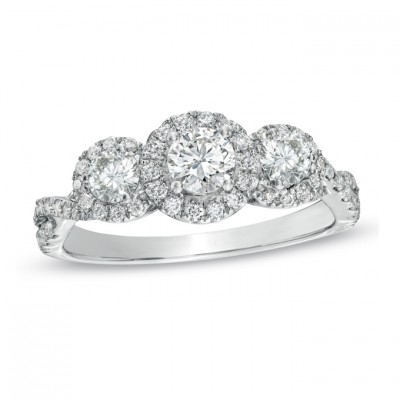 Small Zales Engagement Rings Design