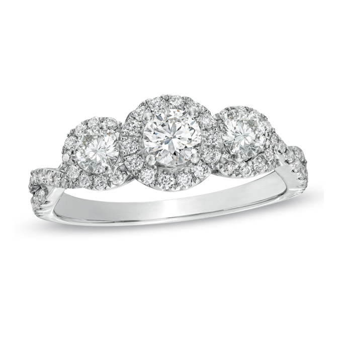 Zales Engagement Ring Box: small zales engagement rings design