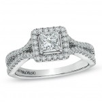vera zales engagement rings wang