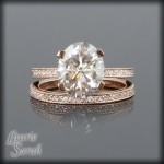 wedding etsy engagement rings with eye