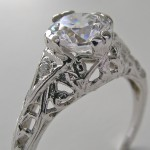 zoom filigree engagement rings reviews